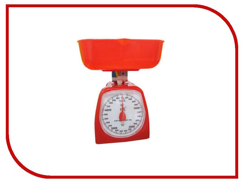 Весы IRIT IR-7130 Red