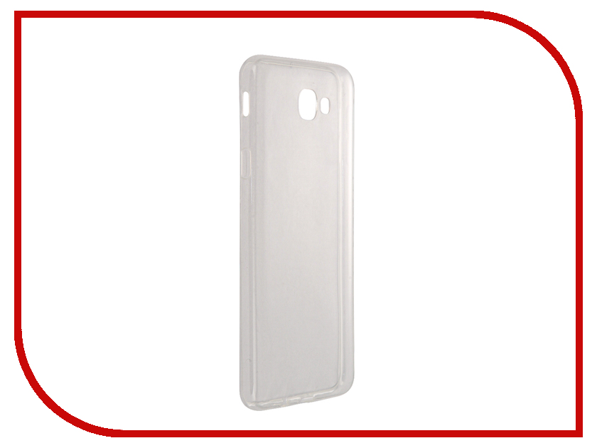 Аксессуар Чехол-накладка Samsung Galaxy On5 SM-G550F SkinBox Slim Silicone Transparent T-S-SG550F-006