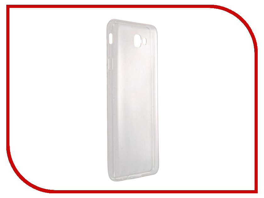 Аксессуар Чехол-накладка Samsung Galaxy On7 SM-G600F SkinBox Slim Silicone Transparent T-S-SG600F-006 чехлы для телефонов skinbox накладка skinbox shield 4people для samsung galaxy on7 sm g600f