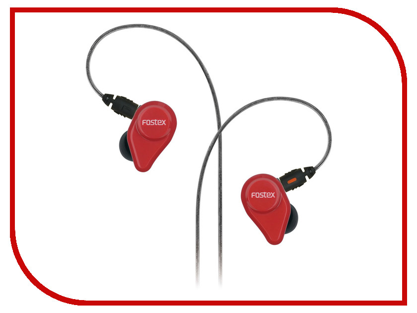 Fostex TE04RD Red