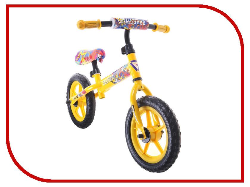 Беговел GRAFFITI Furious Yellow 1723811
