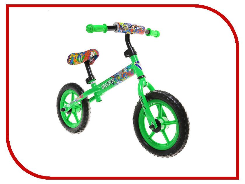 Беговел GRAFFITI Furious Green 1723809