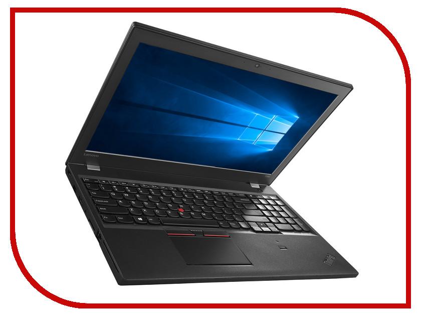 Ноутбук Lenovo ThinkPad T560 20FHS0M800 (Intel Core i7-6500U 2.5 GHz/8192Mb/256Gb SSD/Intel HD Graphics/Wi-Fi/Bluetooth/Cam/15.6/1920x1080/Windows 10 64-bit)<br>