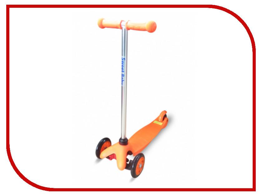 Самокат Sweet Baby Bright Orange 314066