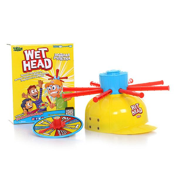 Настольная игра Zing Wet Head ZG657