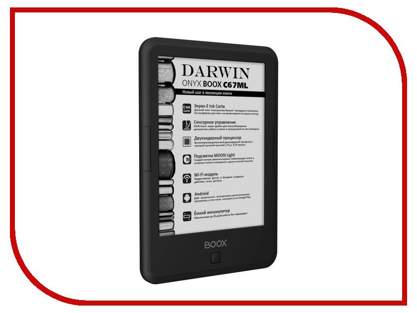 Электронная книга Onyx Boox Darwin 3 Black
