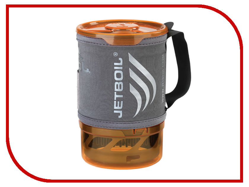 Горелка Jetboil Companion Cup / Indicating Cozy 800ml Graphite Gold