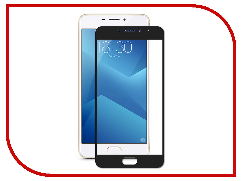 Аксессуар Защитное стекло для Meizu M5 Note Zibelino TG Full Screen 0.33mm 2.5D Black ZTG-FS-MEI-M5-NOT-BLK аксессуар защитное стекло meizu m5 note 5 5 red line full screen tempered glass black