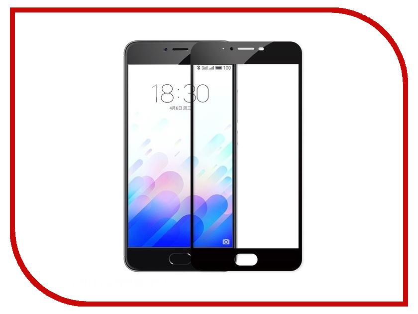 Аксессуар Защитное стекло Meizu U10 Zibelino TG Full Screen 0.33mm 2.5D Black ZTG-FS-MEI-U10-BLK аксессуар защитное стекло meizu pro 6 caseguru full screen 0 3mm black 87012