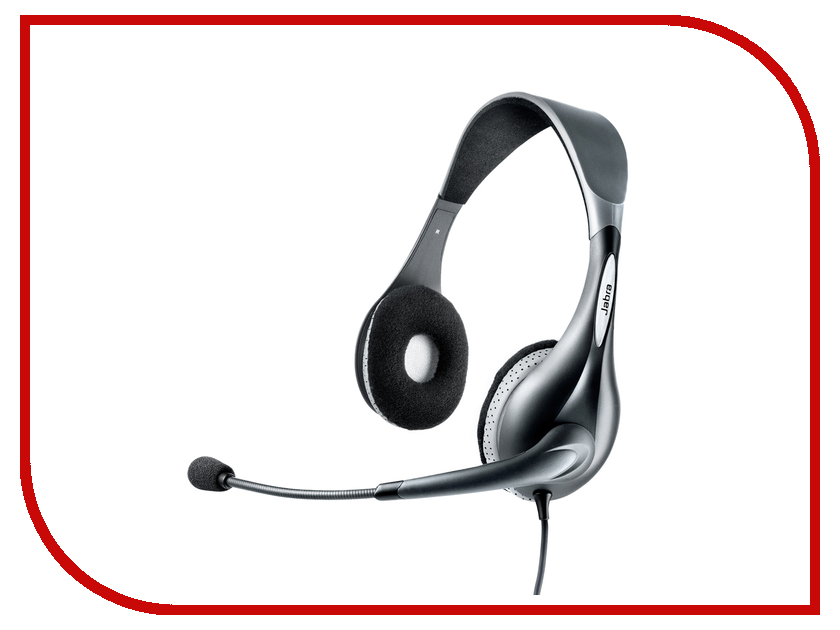 Гарнитура Jabra UC Voice 150 Duo USB 1599-829-209 bluetooth гарнитура jabra motion uc ms черный 6640 906 301