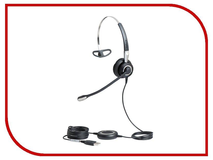 Jabra BIZ 2400 USB Mono Lync with Bluetooth 2496-823-104 гарнитура jabra biz 2400 ii duo usb duo usb ms bt 2499 823 209