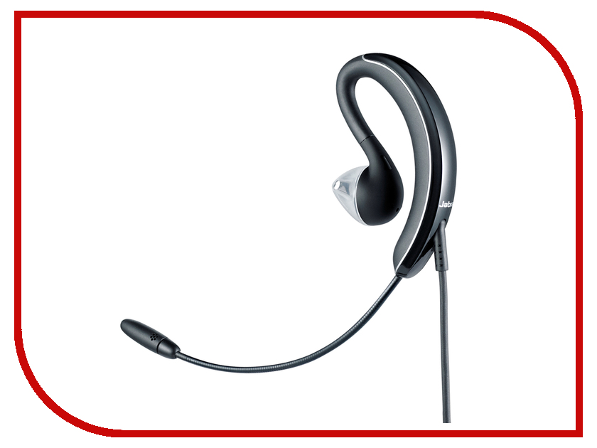Гарнитура Jabra UC Voice 250 MS USB 2507-823-109 bluetooth гарнитура jabra motion uc ms черный 6640 906 301