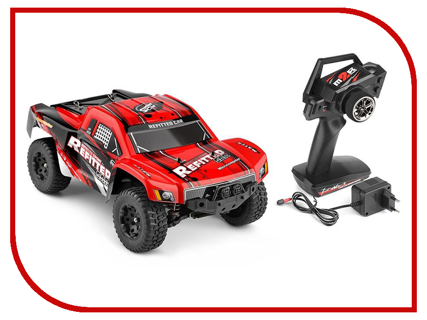 Игрушка WLToys WLT-A313 Red игрушка wltoys wlt 10428 d 4wd 1 10