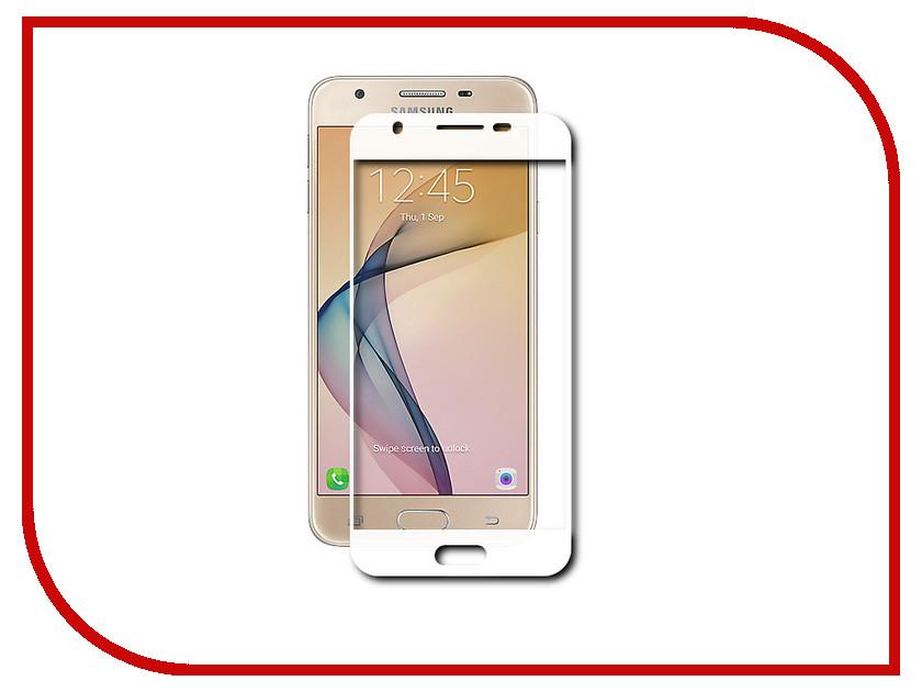 Аксессуар Защитное стекло Samsung Galaxy J5 Prime J570F Svekla Full Screen White ZS-SVSGJ570F-FSWH