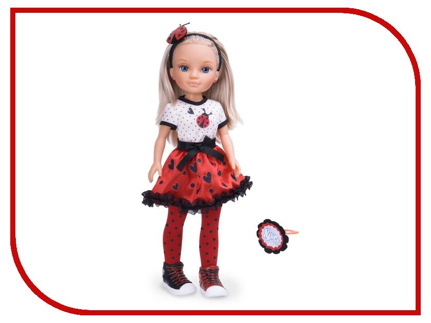 Кукла Famosa Нэнси в романтическом наряде Red-White шкаф шр 7