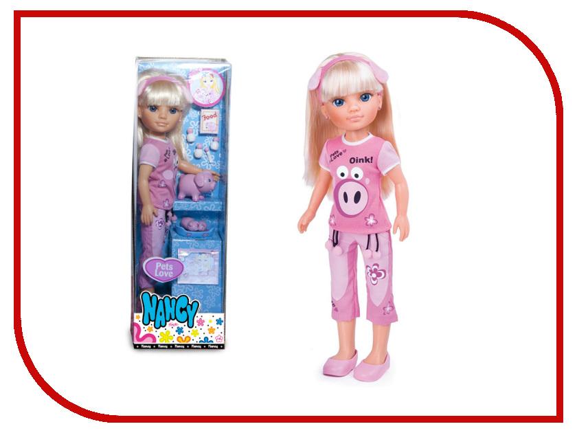 Кукла Famosa Нэнси и милые питомцы famosa нэнси чемпионка