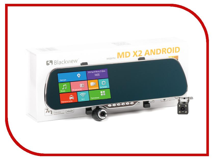 Видеорегистратор Blackview MD X7 Android blackview md x7 dual