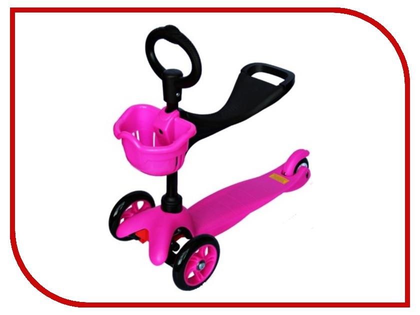 Самокат Explore Saddler Pink самокат explore smart green
