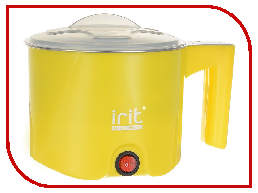 Чайник IRIT IR-1100 Yellow<br>