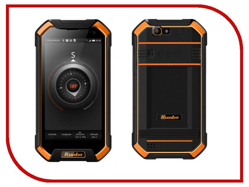 Сотовый телефон Runbo F1 Magnetic f1 findme