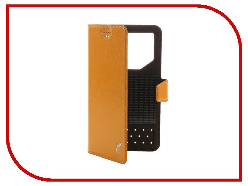 Аксессуар Чехол G-Case Slim Premium 5.0-5.5-inch универсальный Orange GG-784