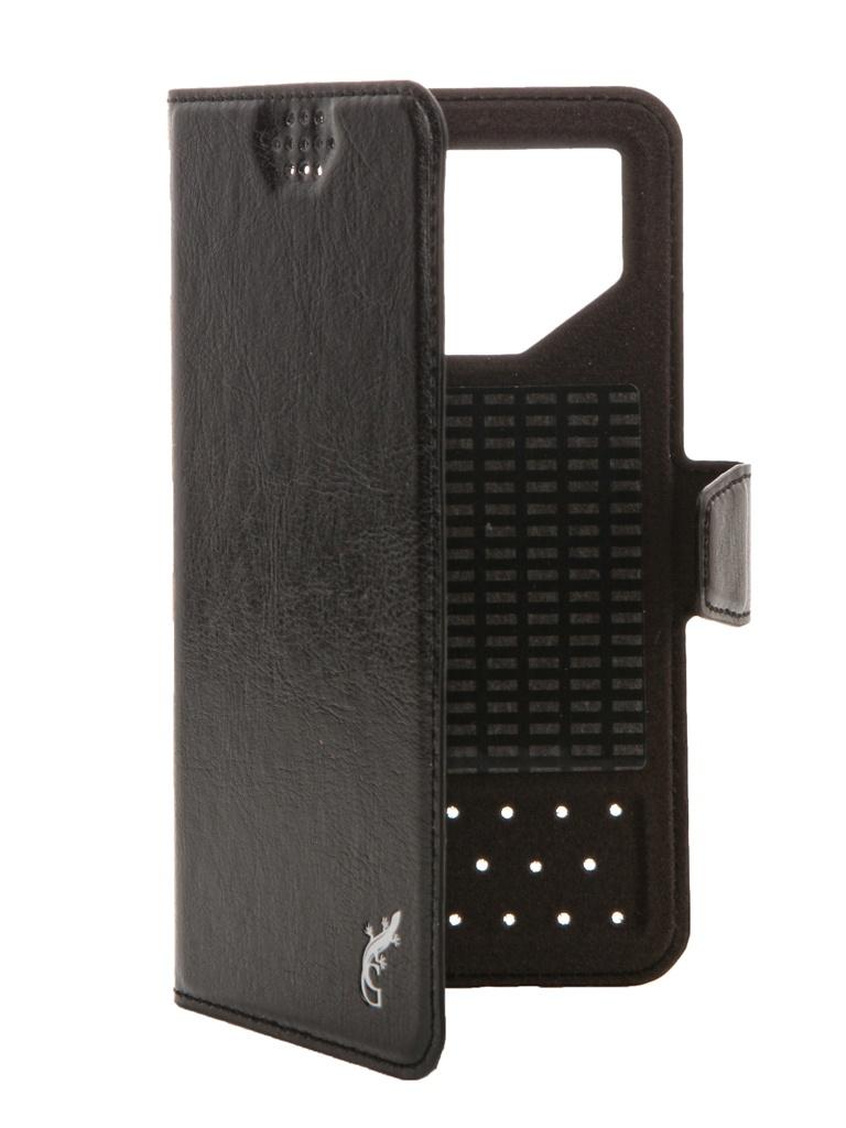 Чехол G-Case Slim Premium 4.2-5.0-inch универсальный Black GG-769