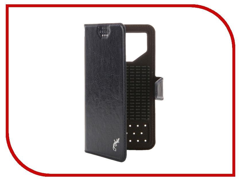 Аксессуар Чехол G-Case Slim Premium 4.2-5.0-inch универсальный Dark Blue GG-777 g case slim premium чехол для ipad 9 7 2017 dark blue