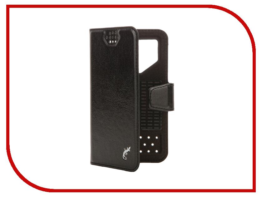 Аксессуар Чехол G-Case Slim Premium 3.5-4.2-inch универсальный Black GG-759