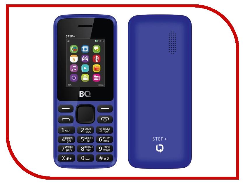 Сотовый телефон BQ Mobile BQM-1831 Step+ Dark Blue