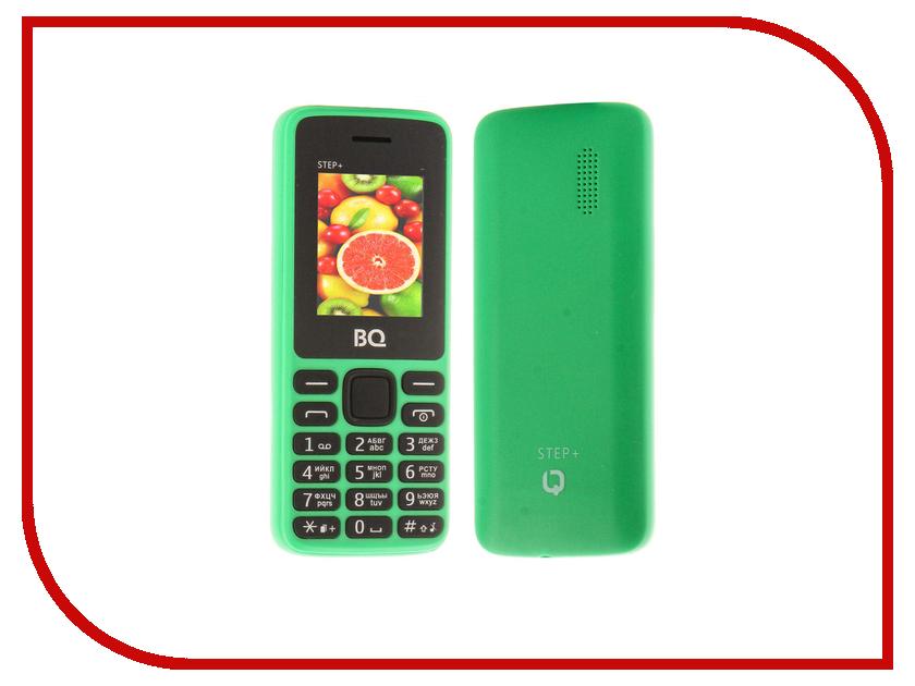 Сотовый телефон BQ Mobile BQM-1831 Step+ Green