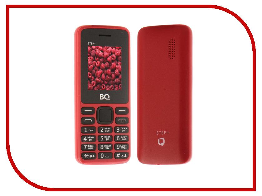 Сотовый телефон BQ Mobile BQM-1831 Step+ Red