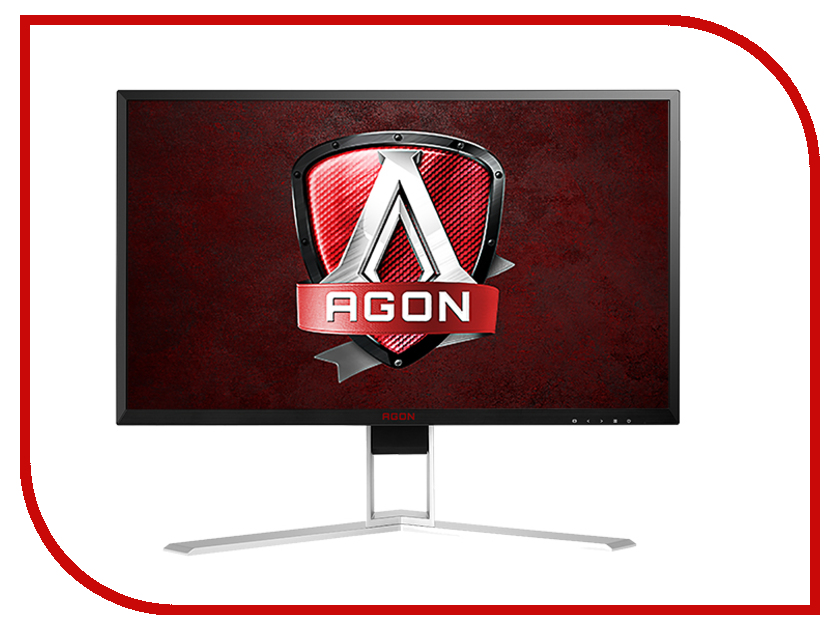 Монитор AOC AG271QG Black-Red  недорого