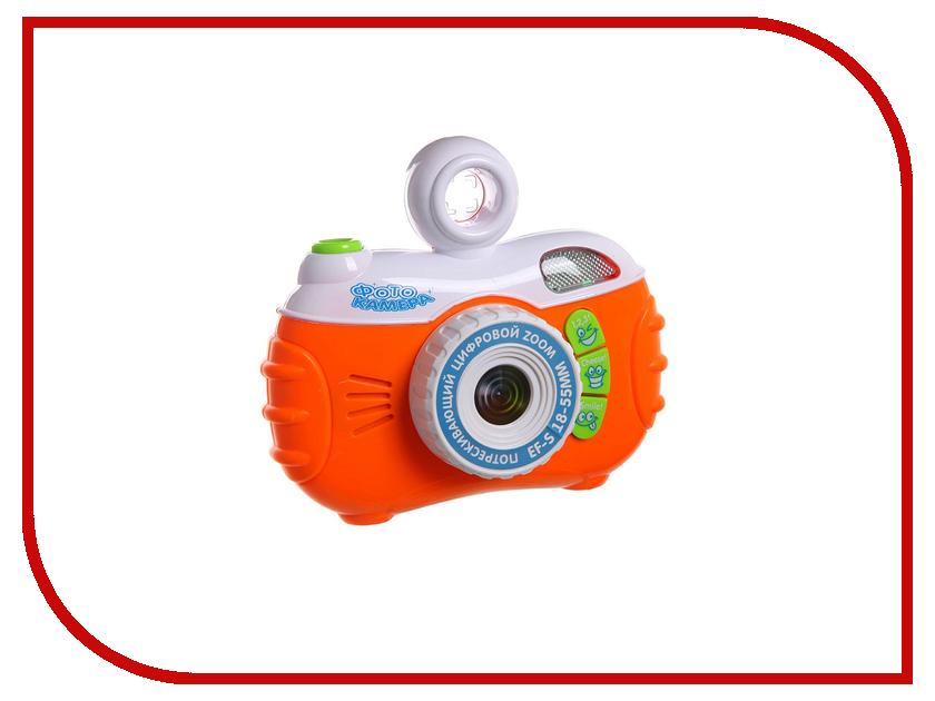 Игрушка Play Smart Фотокамера 7540 play smart металлич инерц машина автопарк play smart м1 50 box 12x5 7x6 8 см арт 6402b а74784