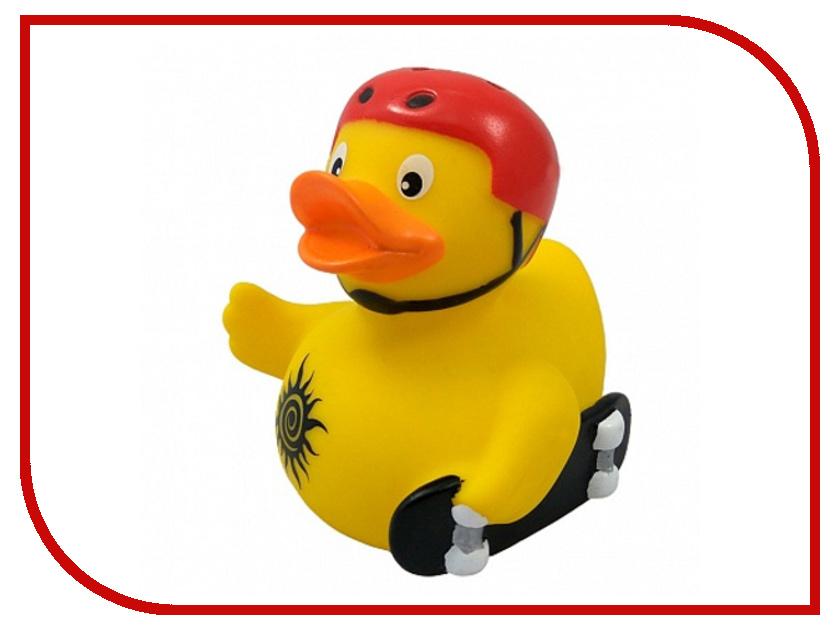 игрушка Веселые Ути-Пути Скейтбордер уточка