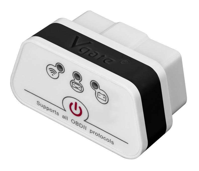 Автосканер Emitron Vgate iCar Wi-Fi