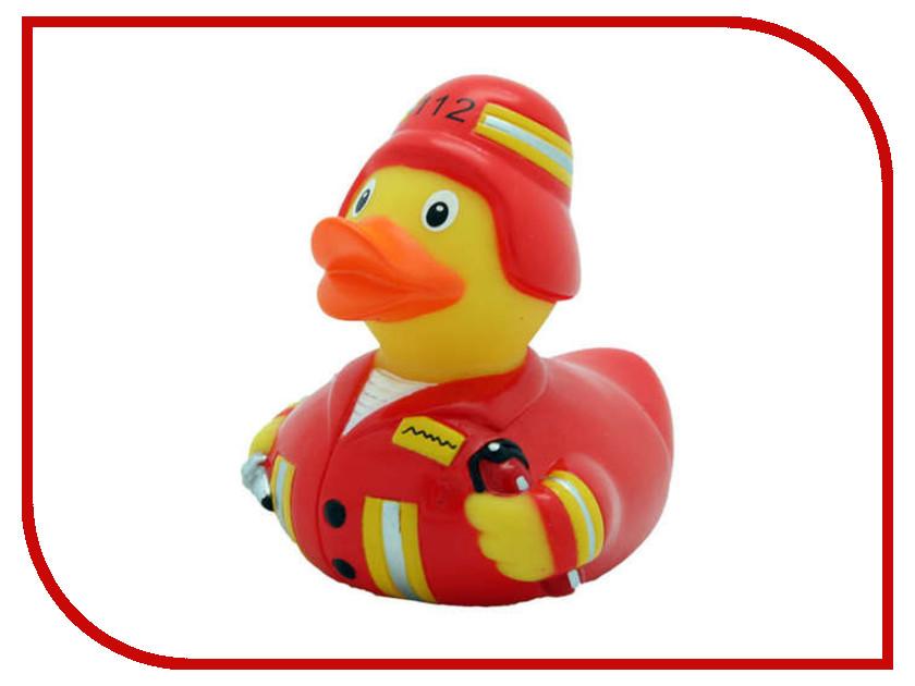 игрушка Веселые Ути-Пути Пожарный уточка игрушка веселые ути пути красная шапочка уточка