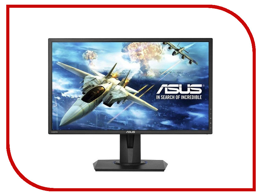 все цены на Монитор ASUS VG245H Black 90LM02V0-B01370 в интернете