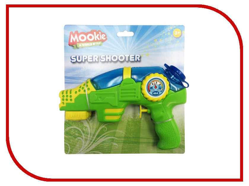 Бластер Mookie 8945 игра mookie soccer swingball 7260