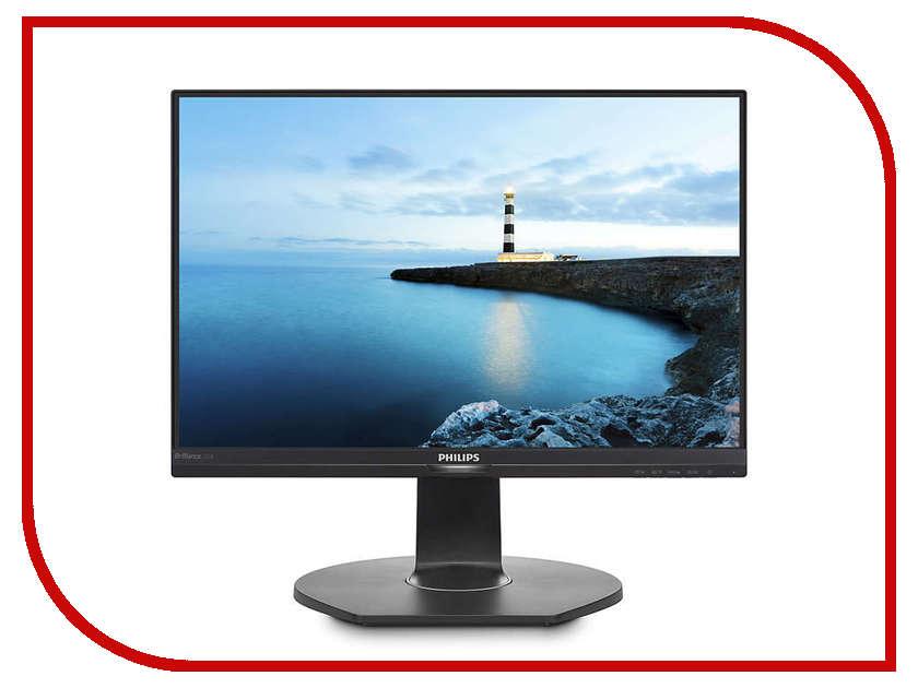 Монитор Philips 221B7QPJKEB/00 Black 21 5 221b7qpjkeb 00 black с поворотом экрана