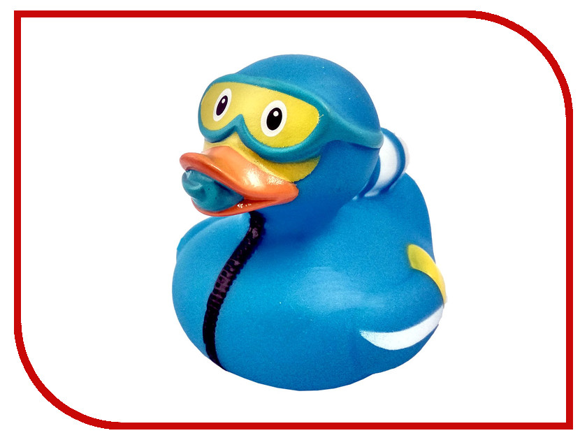 игрушка Веселые Ути-Пути Дайвер уточка