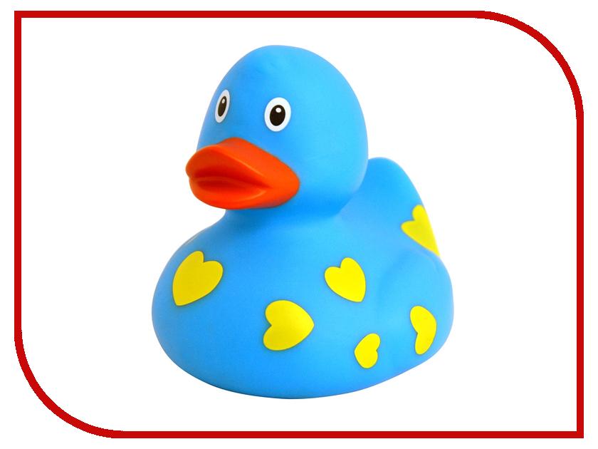 игрушка Веселые Ути-Пути Уточка с сердечками Light Blue игрушка веселые ути пути банни уточка