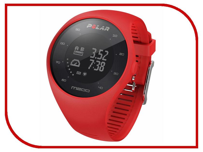 цена Умные часы Polar M200 Red