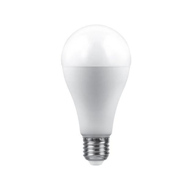Лампочка Saffit A65 E27 25W 230V 4000K 2150Lm Daylight SBA6525 55088