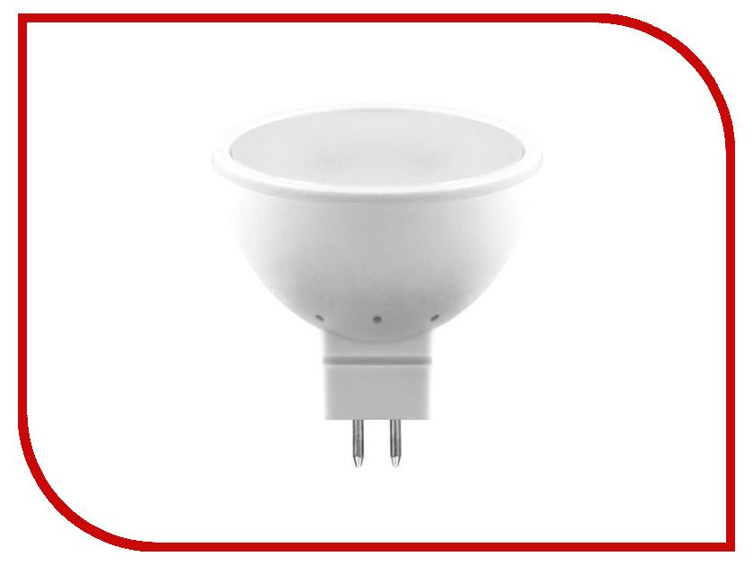 Лампочка Saffit 9W 4000K 230V GU5.3 MR16 SBMR1609 55085 лампочка luazon e27 9w 4200к al 1489121