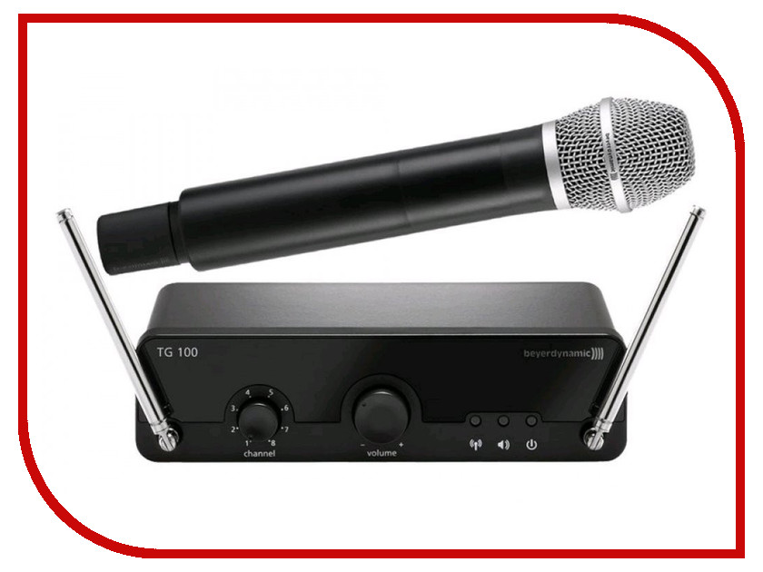 Радиомикрофон Beyerdynamic TG 100