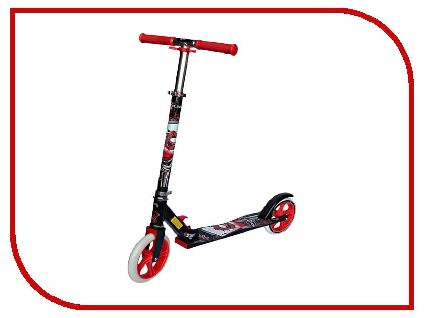 Самокат Explore Torino Sport Red