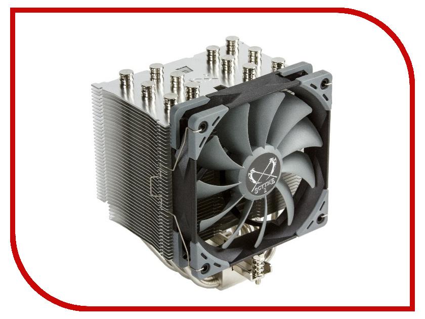 Scythe Кулер Scythe Mugen 5 SCMG-5000 (Intel LGA775/LGA115X/LGA1366/LGA2011/LGA2011-V3/AMD AM2/AM2+/AM3/AM3+/FM1/FM2/FM2+)