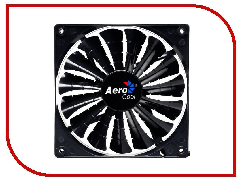 Вентилятор AeroCool Shark 120mm Black Edition