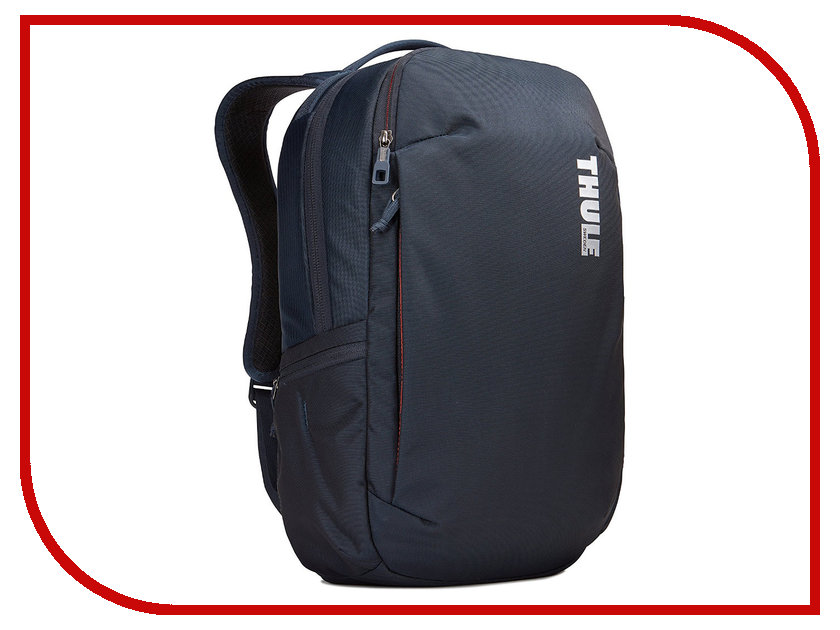 Рюкзак Thule Subterra Backpack 23L Dark Blue 3203438 сумка thule subterra weekender duffel 60l tswd 360 dark shadow 3203519