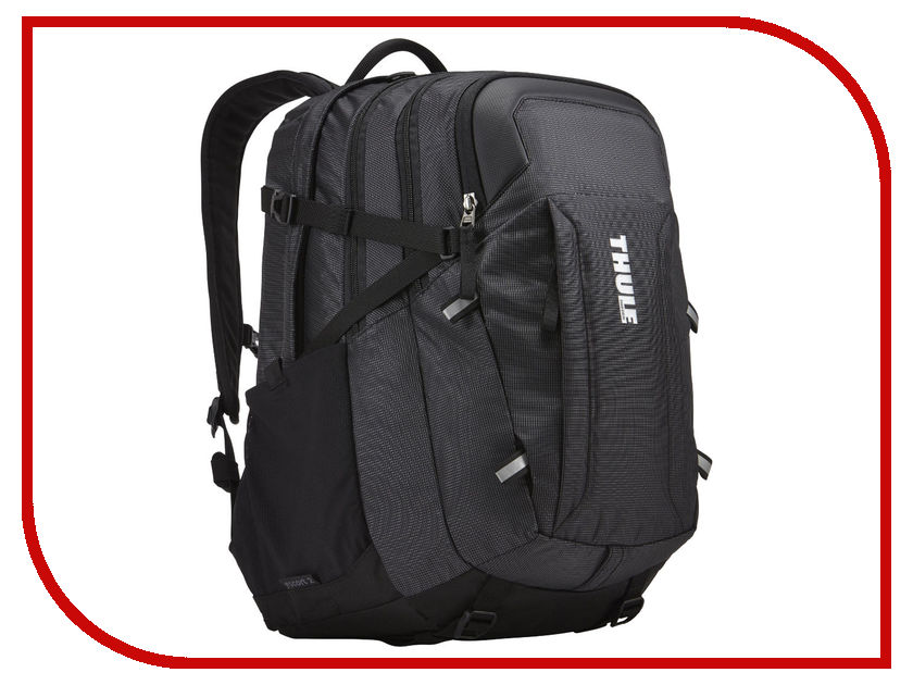 Рюкзак Thule 17-inch Black TEED217K рюкзак thule thule enroute backpack 23l синий 23л